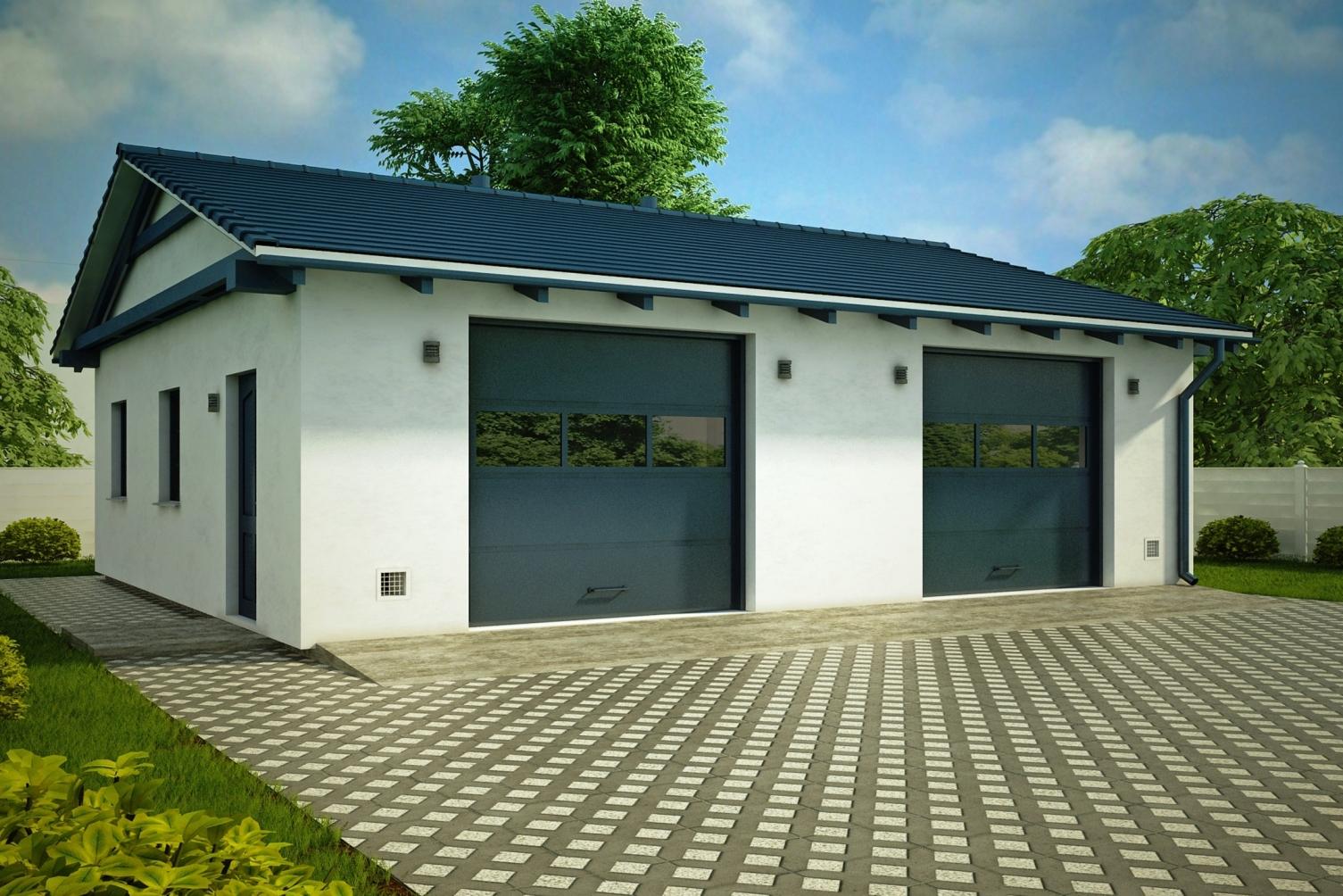 Строительство гаражей под ключ в Йошкар-Оле